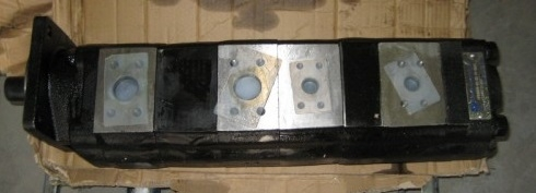 Гидравлический (силовой) насос автокрана XCMG QY50